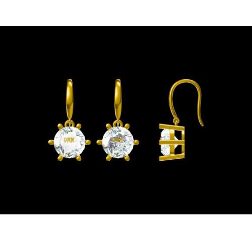 钻石耳环003
