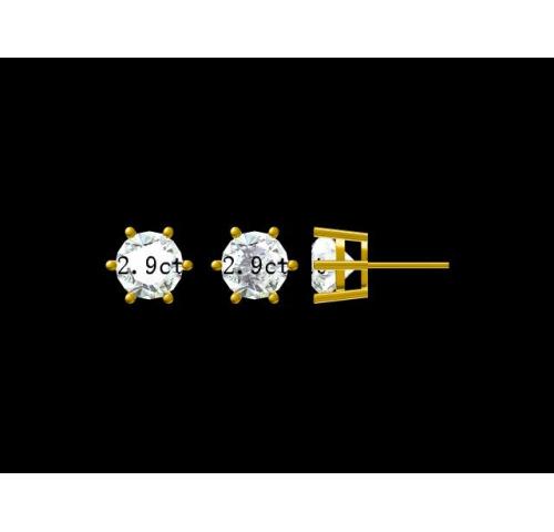 钻石耳环004
