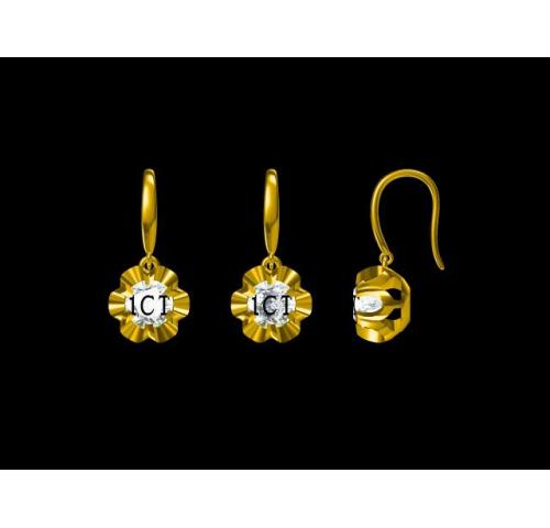 钻石耳环009