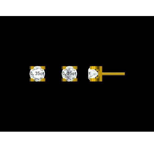 钻石耳环012