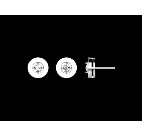 钻石耳环017