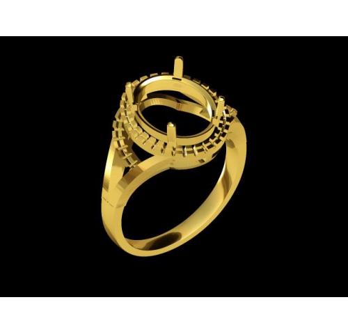 翡翠玉石戒指 (43)