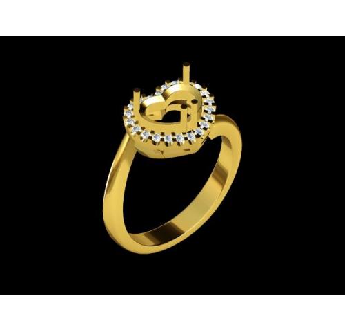 翡翠玉石戒指 (45)